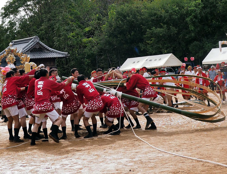 生石神社秋祭り_e0254493_2346088.jpg