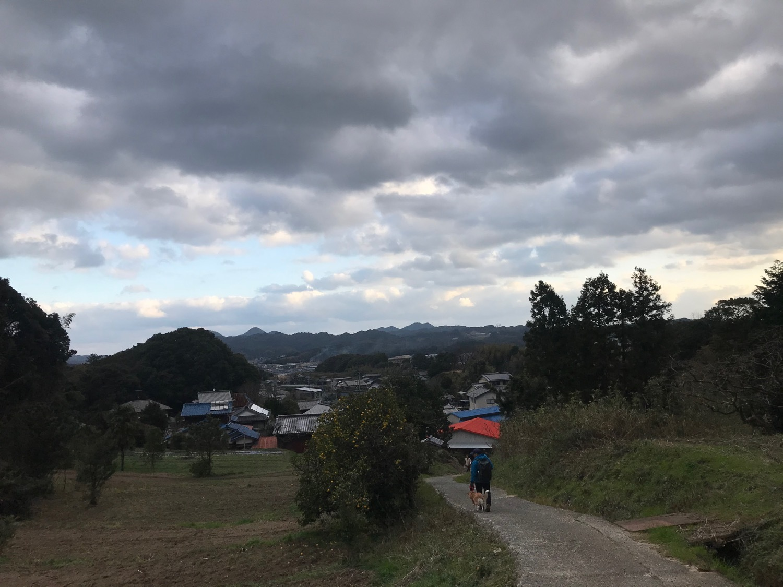 休みがあったら山登りin糸島-可也山(糸島富士)_f0232994_14314520.jpg