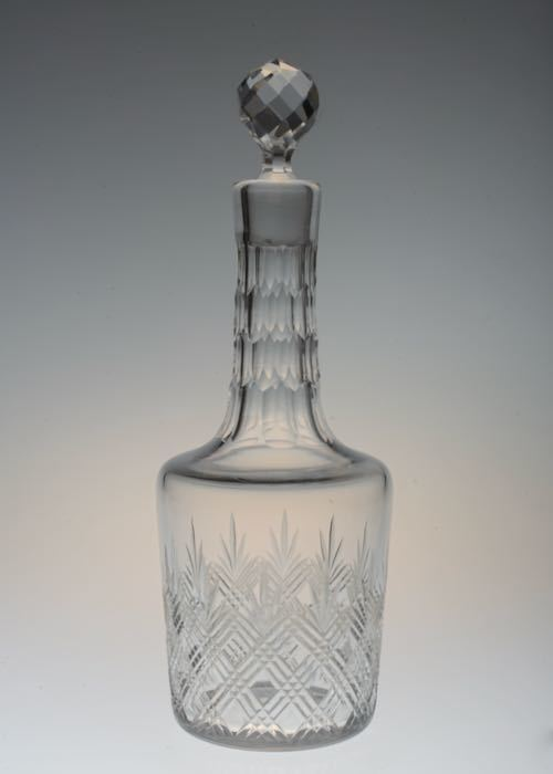Baccarat Cut Decanter_c0108595_23454605.jpeg