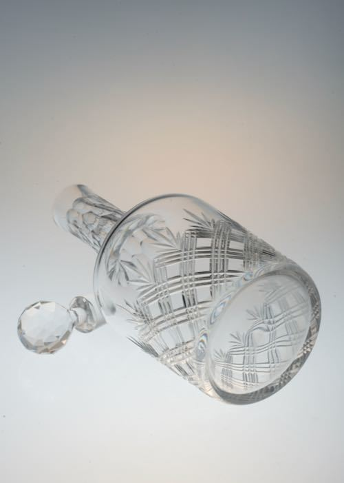Baccarat Cut Decanter_c0108595_23531640.jpeg
