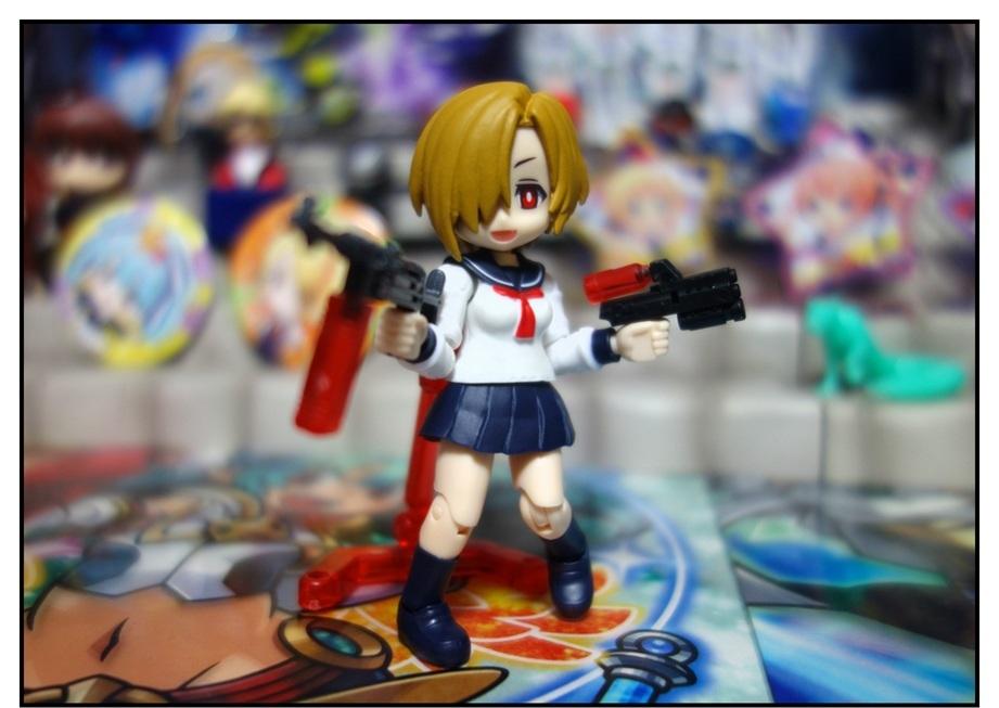 AQUA SHOOTERS!(アクアシューターズ)04弾_f0205396_20310006.jpg