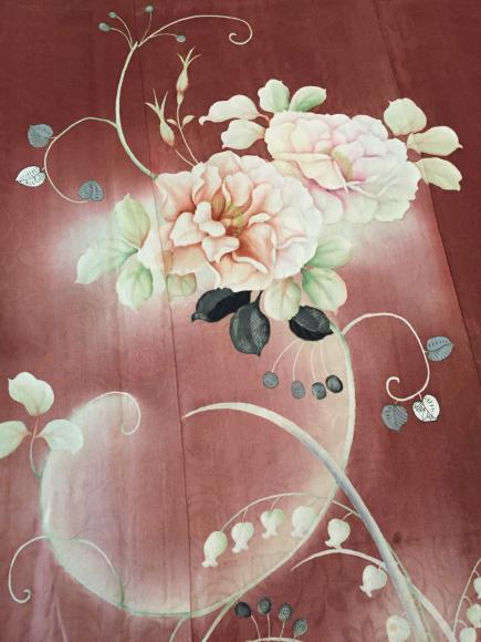 1/29より!新宿ISETAN「大正ロマン百貨店」薔薇と鈴蘭着物×ドール帯♪販売商品1_c0321302_11465371.jpg