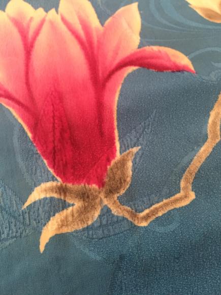 1/29より!新宿ISETAN「大正ロマン百貨店」木蓮着物×藤と青い鳥帯♪販売商品5_c0321302_14122459.jpg