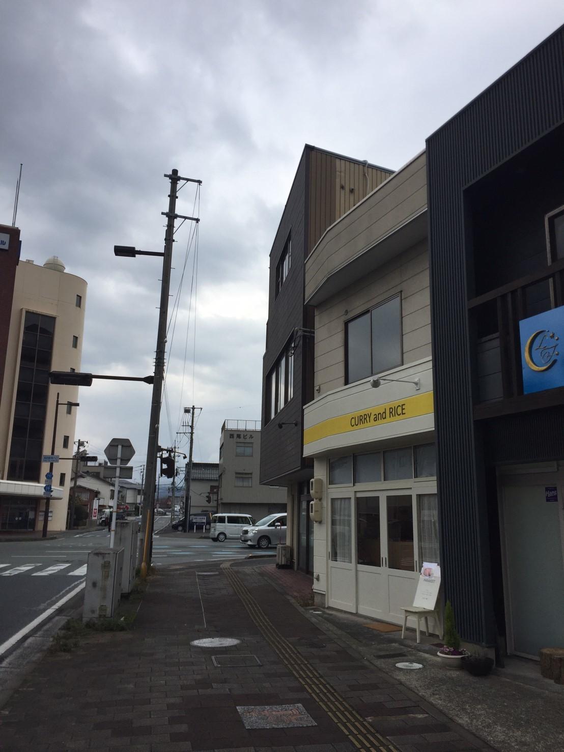 PARAKEET 限定カレー (金沢カレー風 ポークカツカレー)_e0115904_12203346.jpg