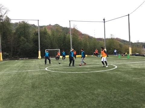 ゆるUNO 12/22(日) at UNOフットボールファーム_a0059812_15541379.jpg