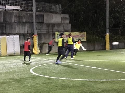 UNO 12/24(火) at UNOフットボールファーム_a0059812_16102390.jpg