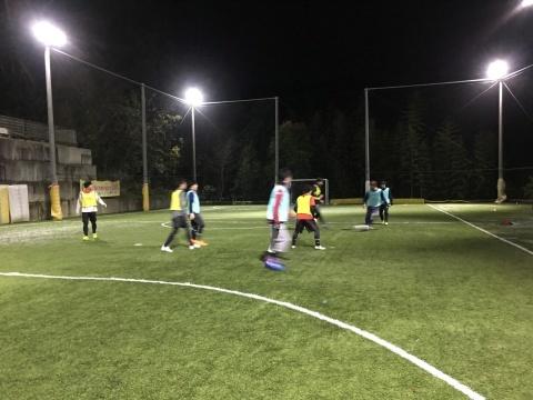 UNO 12/24(火) at UNOフットボールファーム_a0059812_16103715.jpg