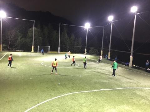 UNO 12/25(水) at UNOフットボールファーム_a0059812_16245224.jpg