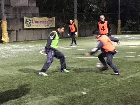 UNO 12/25(水) at UNOフットボールファーム_a0059812_16250934.jpg