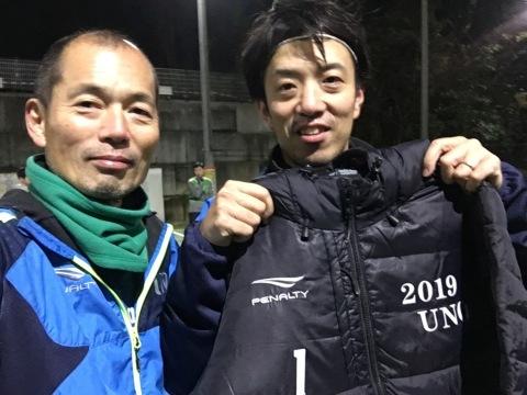 UNO 12/27(金) 2019年 夜UNO最終回 at UNOフットボールファーム_a0059812_16544507.jpg