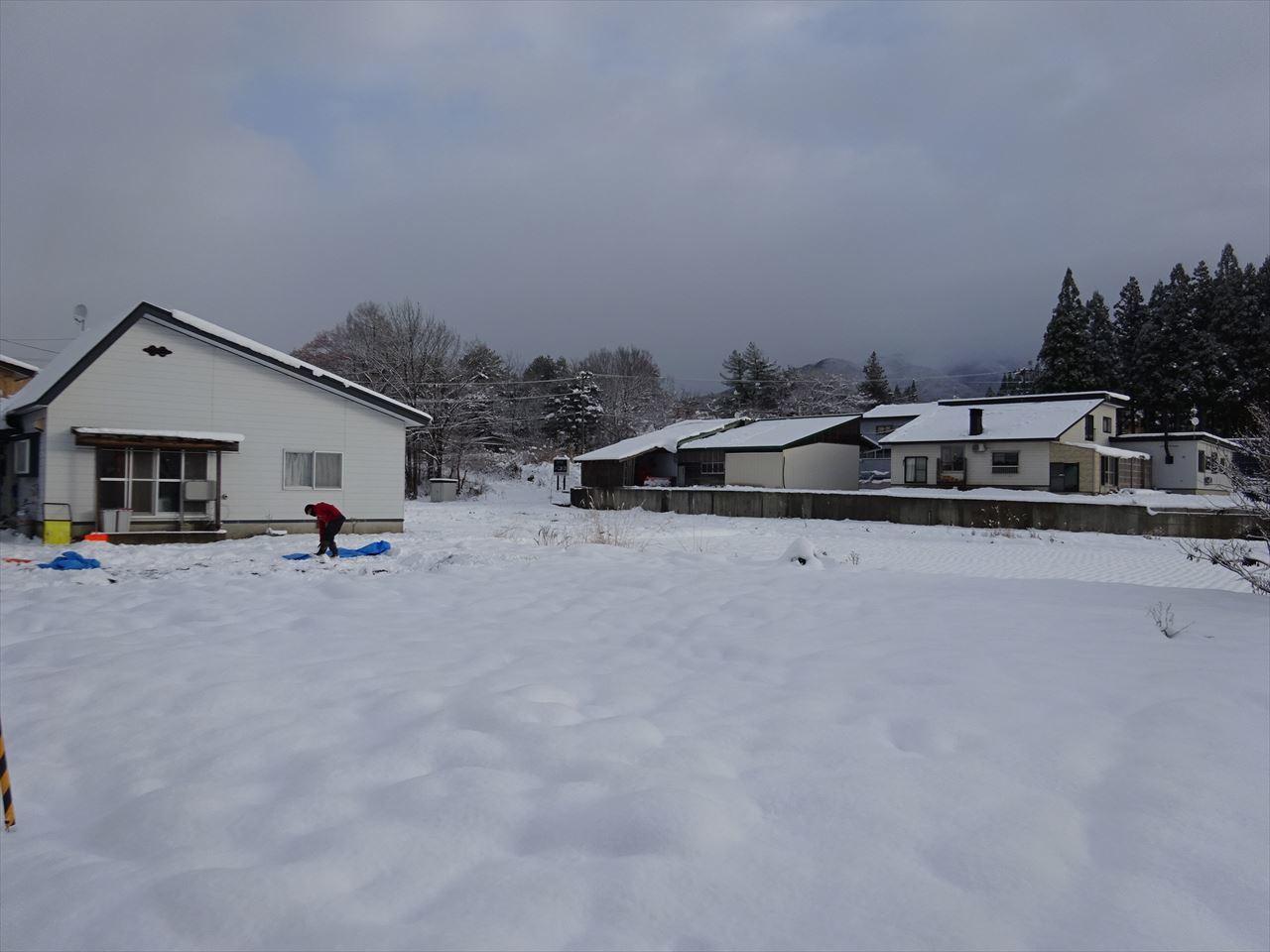 田沢湖の家 着工です。_f0105112_04425228.jpg