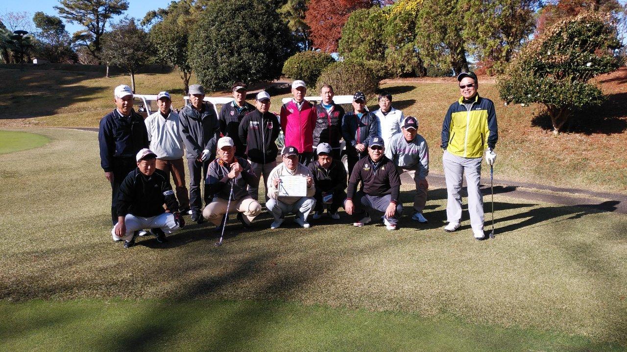 カワサキゴルフクラブの活動_d0108817_10435489.jpg