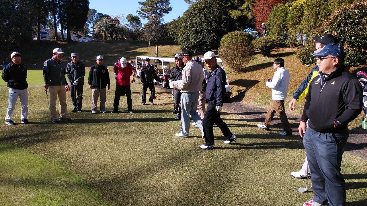 カワサキゴルフクラブの活動_d0108817_10435652.jpg