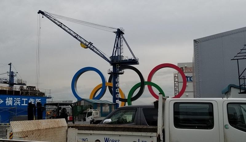 オリンピックモニュメント?_e0341430_15334292.jpg