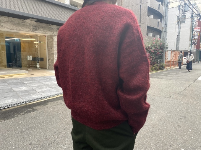 「 続 MOHAIR & HIPPIE PANTS 」_c0078333_12574667.jpeg
