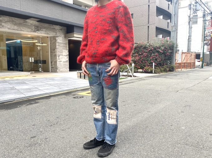「 続 MOHAIR & HIPPIE PANTS 」_c0078333_13362250.jpeg