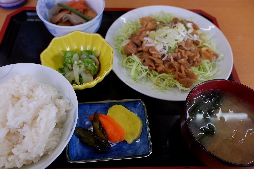 地元の味 秋田 上桧内の定食屋さん_f0050534_18380785.jpg