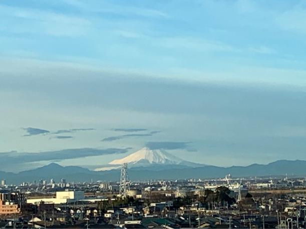 富士山がきれい。_f0159844_07374049.jpg