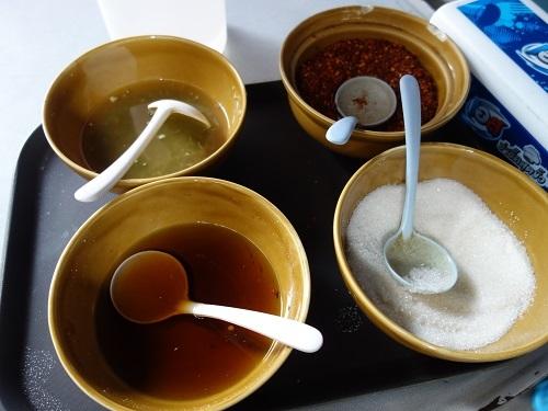 クイティオ・ムウ・デン・ジェープイの極め付きルークチン・ムウとスープ_c0030645_21385832.jpg