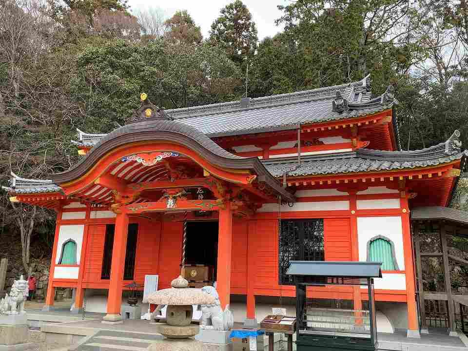 中山寺から奥之院を経由し清荒神へ歩いてみた_e0173645_07342798.jpg