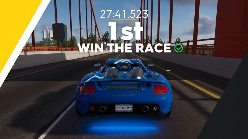 ゲーム「THE CREW2 Carrera GTでNew York を本気で走る[ 27:41.523 ]」_b0362459_20030876.jpg