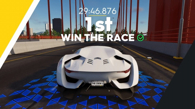 ゲーム「THE CREW2 Carrera GTでNew York を本気で走る[ 27:41.523 ]」_b0362459_20162949.jpg