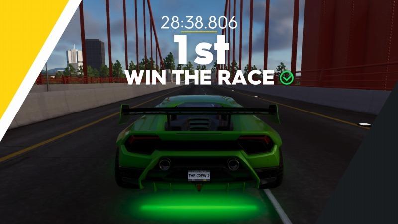 ゲーム「THE CREW2 Carrera GTでNew York を本気で走る[ 27:41.523 ]」_b0362459_20202167.jpg