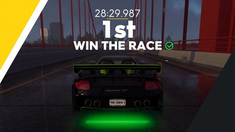 ゲーム「THE CREW2 Carrera GTでNew York を本気で走る[ 27:41.523 ]」_b0362459_20212940.jpg