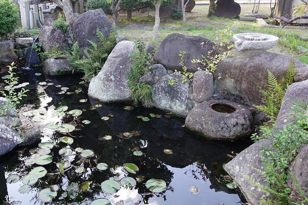 富田御坊 本照寺庭園_c0112559_08120794.jpg