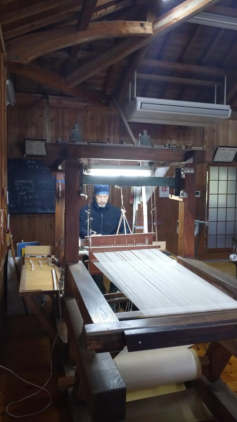 Imore 奄美大島旅行記 Vol.4 大島紬村_c0002171_22454722.jpg