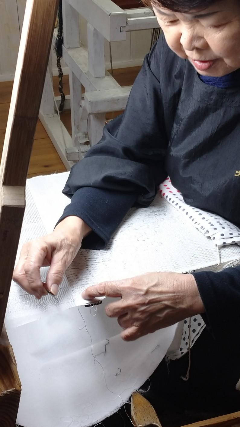 Imore 奄美大島旅行記 Vol.4 大島紬村_c0002171_22544389.jpg