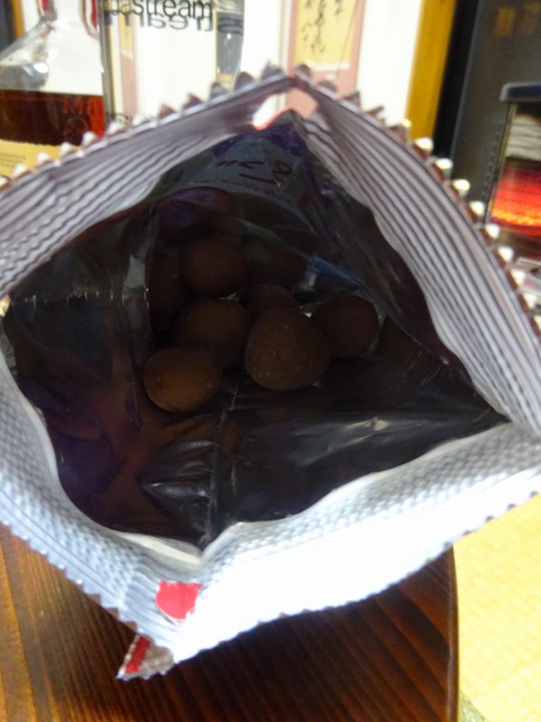 容器は据え置き 9 トップバリュ ドライ苺チョココーティング_d0061678_11592496.jpg