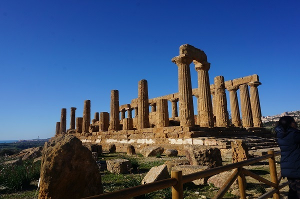 シチリア島の都市 アグリジェント_e0365880_23160417.jpg