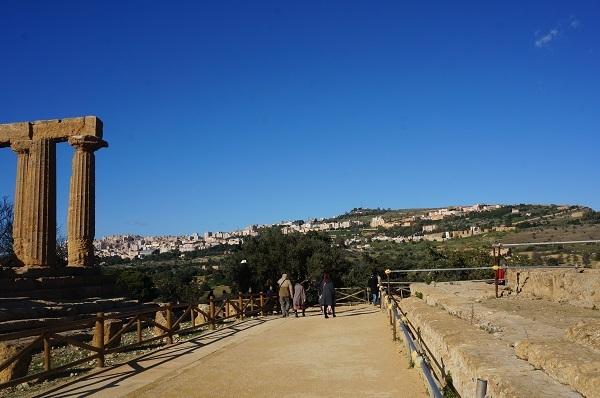 シチリア島の都市 アグリジェント_e0365880_23163898.jpg