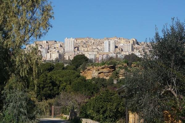 シチリア島の都市 アグリジェント_e0365880_23181598.jpg