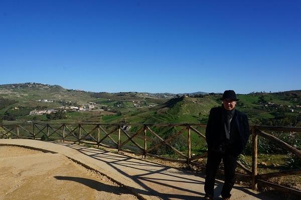 シチリア島の都市 アグリジェント_e0365880_23185575.jpg