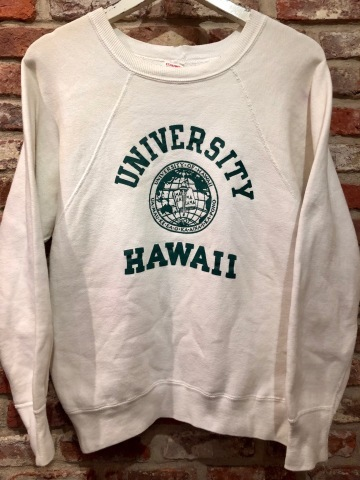 "1960s "" Champion - Runners tag - \"" ALL cotton VINTAGE Raglan/Sleeve SWEAT SHIRTS ._d0172088_23081227.jpg"