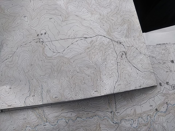 新ライトニングアッセントで信砂岳スノーハイク_d0198793_17384017.jpg