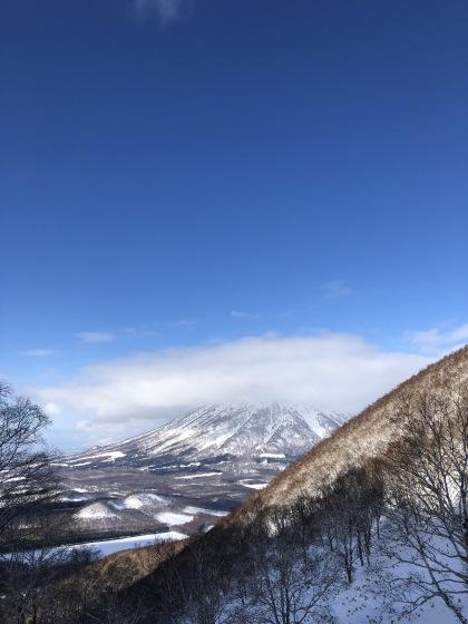 尻別岳 北斜面BC⛷_d0198793_17561724.jpg