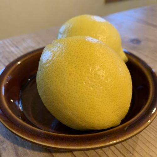 広島県産レモンでレモンケーキ焼きました_a0134394_13160925.jpeg