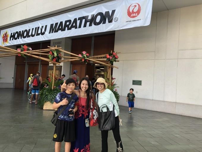 2019親子3代でホノルルマラソン参加!~お勧めのスケジュールからゴールまで~_f0011498_13434097.jpg