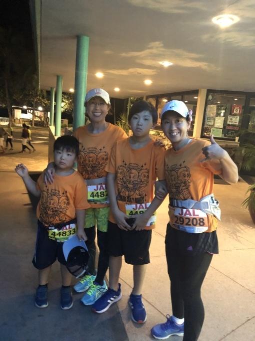 2019親子3代でホノルルマラソン参加!~お勧めのスケジュールからゴールまで~_f0011498_13454177.jpg