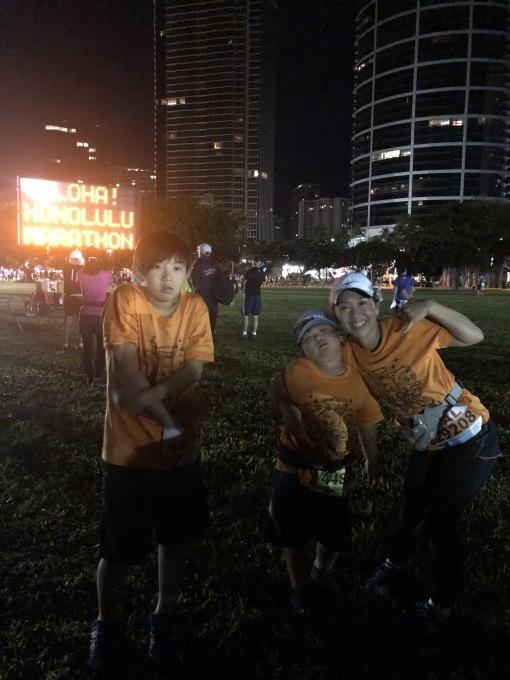 2019親子3代でホノルルマラソン参加!~お勧めのスケジュールからゴールまで~_f0011498_13460499.jpg