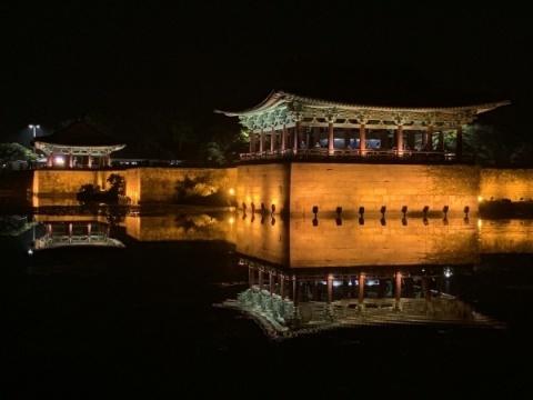 2019年 歳納め大邱 ⑮うっとりするほど美しい! 夜の慶州_a0140305_01365580.jpg