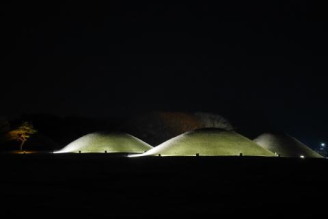 2019年 歳納め大邱 ⑮うっとりするほど美しい! 夜の慶州_a0140305_02371114.jpg