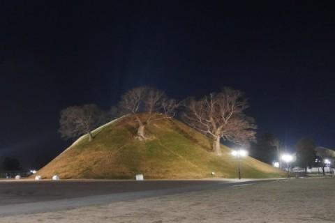 2019年 歳納め大邱 ⑮うっとりするほど美しい! 夜の慶州_a0140305_02435428.jpg