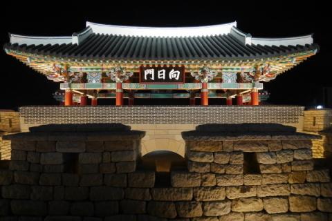 2019年 歳納め大邱 ⑮うっとりするほど美しい! 夜の慶州_a0140305_02512232.jpg