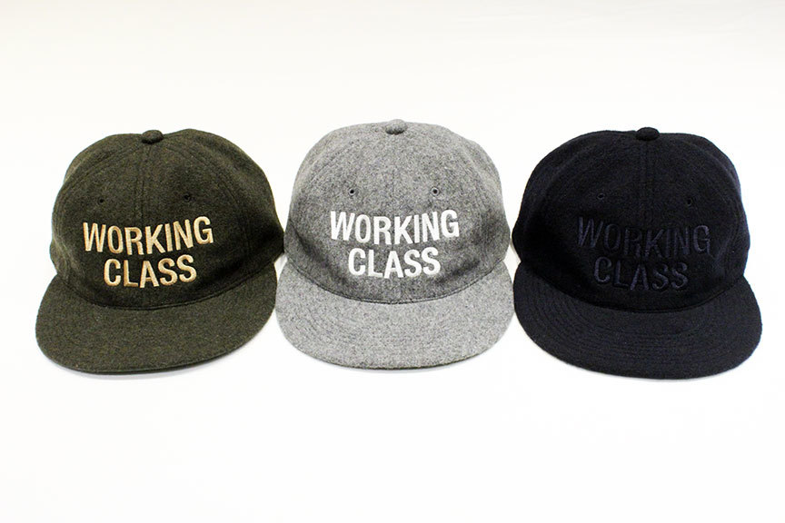 "THE COLOR (ザ・カラー) "" WORKING CLASS \"" WOOL CAP_b0122806_12493166.jpg"