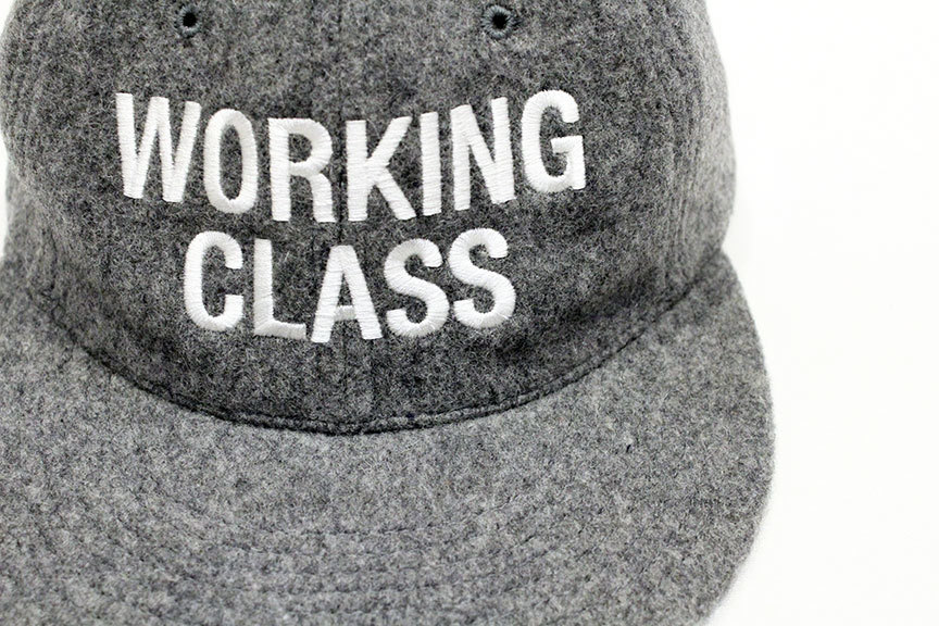 "THE COLOR (ザ・カラー) "" WORKING CLASS \"" WOOL CAP_b0122806_12494067.jpg"