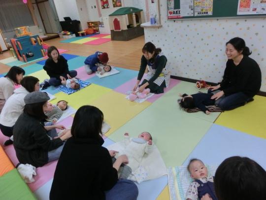 2020.01.17 赤ちゃん☆あつまれ~_f0142009_13554754.jpg